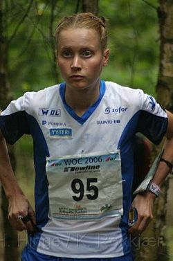 Heli Jukkola WOC2006 Long Final.jpg