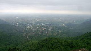 Kalahandi district District of Odisha in India