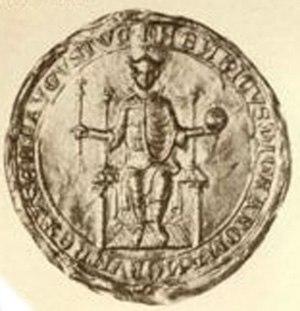 Henry (VII) of Germany