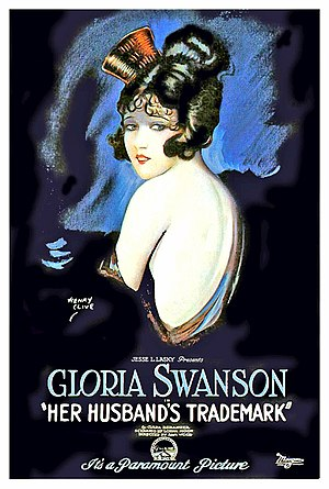 Her Husband's Trademark - Film poster