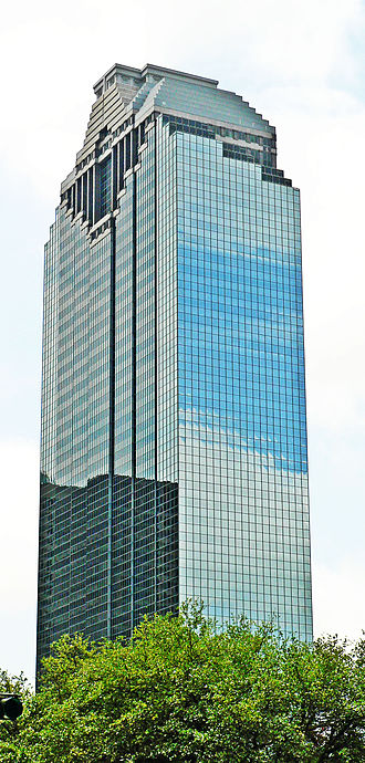EOG Resources - Heritage Plaza in Houston, Texas, the headquarters of EOG Resources