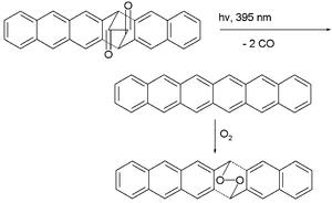 Hexacene - Hexacene syntthesis 2007