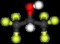 Hexafluoroisopropanol 3D.png