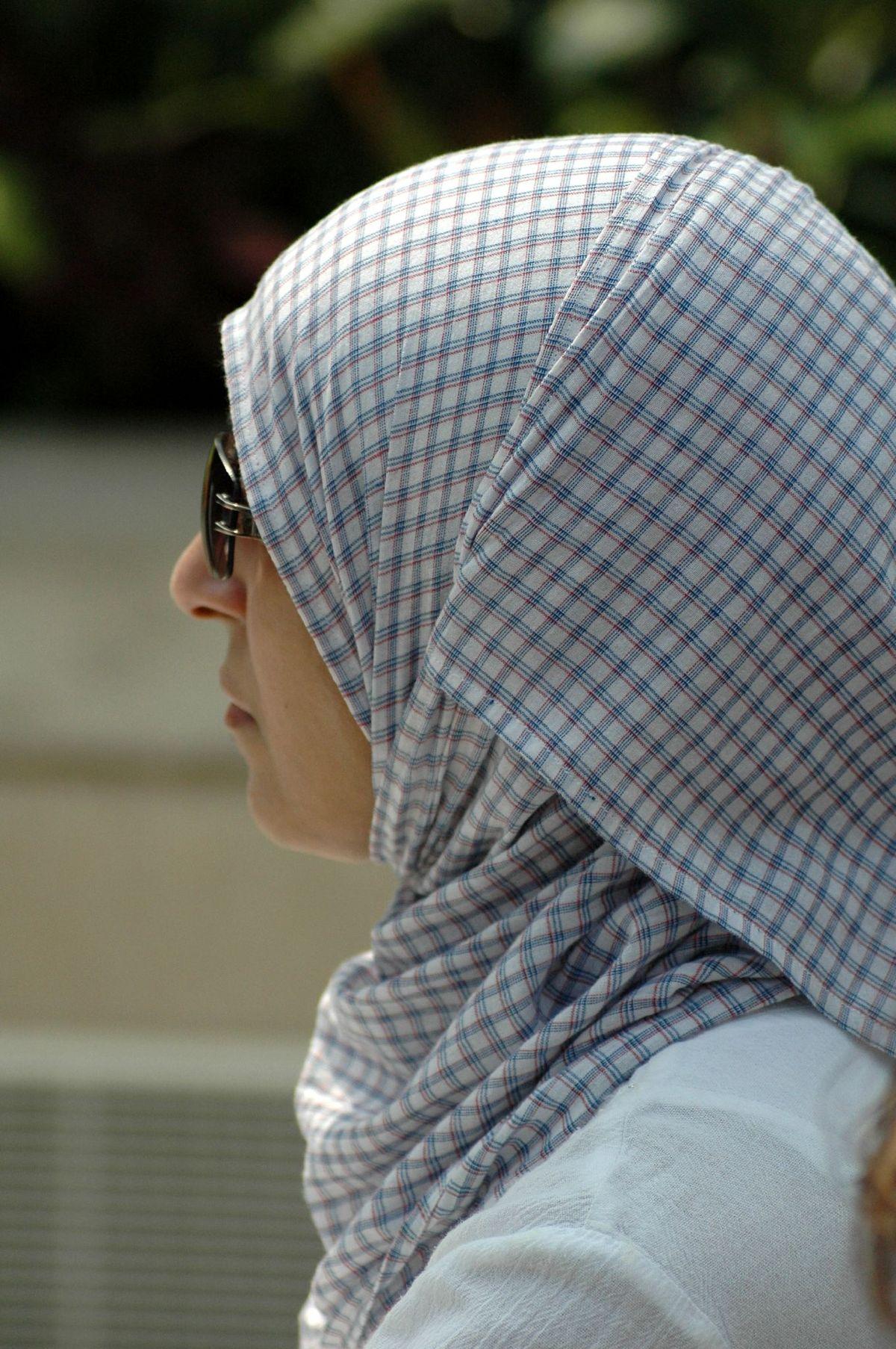 headscarf wiktionary