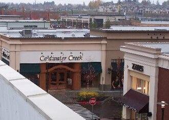 Tanasbourne, Oregon - The Streets of Tanasbourne shopping complex