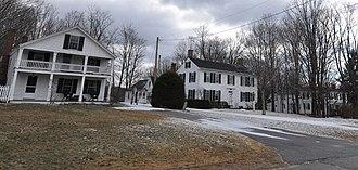 Hillsborough, New Hampshire - Image: Hillsborough NH Hillsborough Center