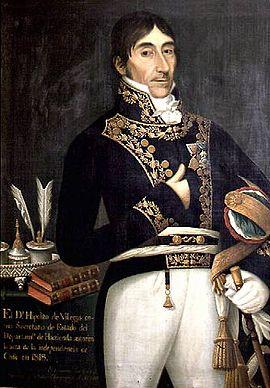 Resultado de imagen para Hipólito De Villegas Hernández