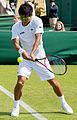 Hiroki Moriya 7, 2015 Wimbledon Qualifying - Diliff.jpg