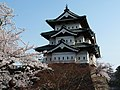 Hirosaki castle outside.JPG