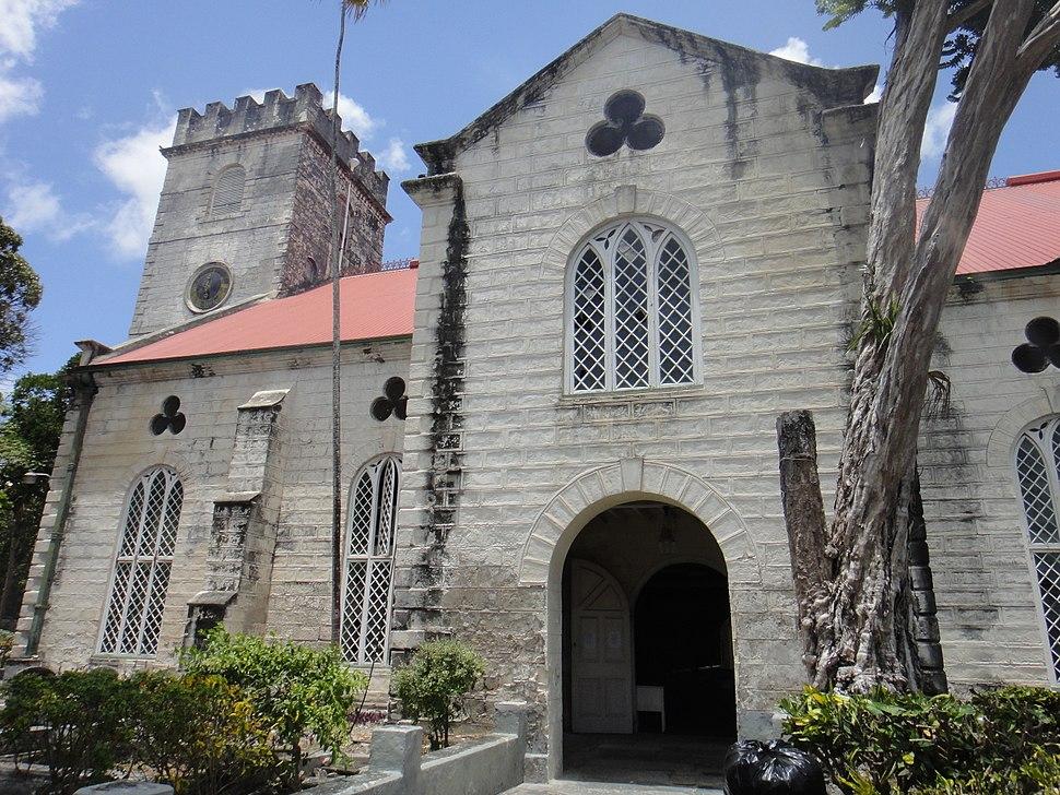 Historic Bridgetown and its Garrison-115165
