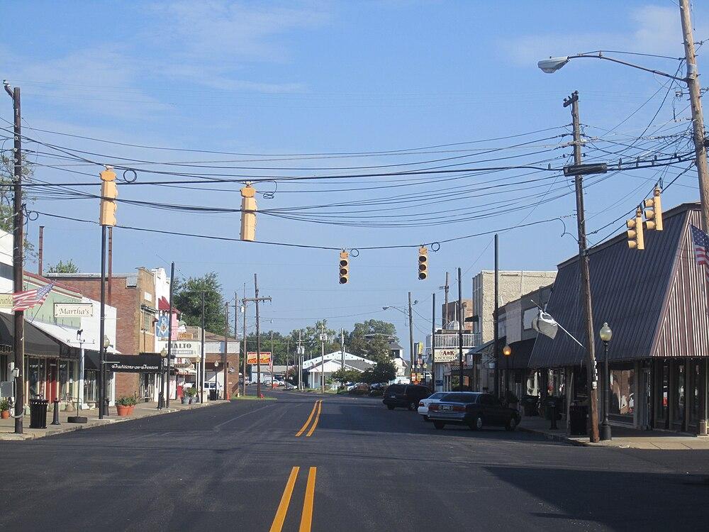 The population density of West Monroe in Louisiana is 1577.9 people per square kilometer (4082.81 / sq mi)