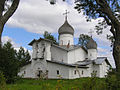 Holy Trinity Church in Domozhirka (Pskov Region) 02.JPG
