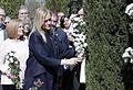 Homenaje a las víctimas de los atentados del 11 de Marzo de 2004 en el Bosque del Recuerdo 04.jpg