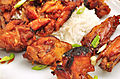 Honey chicken wings (6630284309).jpg