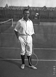 Horace Rice Australian tennis player