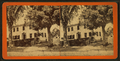 Horse Carriage waiting in front of a home, Suncook, N.H, by J. Wilkins.png