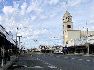 Horsham, Victoria City in Victoria, Australia