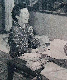 Tatsuko Hoshino Japanese writer
