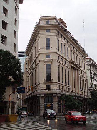 Alejandro Bustillo - Hotel Continental (1927)