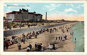 Hotel Galvez - Image: Hotel Galvez, Galveston, Texas