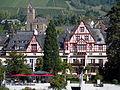 Hotel Moselschlösschen Traben-Trarbach, panoramic view, pic5.JPG
