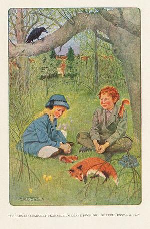 The Secret Garden - Frontispiece, 1911