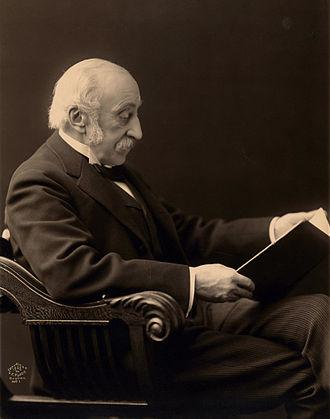 Charles Eliot Norton - Charles Eliot Norton, 1903