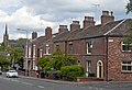 Houses on Sunderland Street at Lord Street, Macclesfield.jpg
