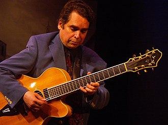 Howard Alden - Alden performing in 2007