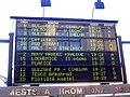Hradec Králové, hlavní nádraží, infotabule MHD (01).jpg