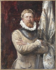 Hugo Birger, the Artist, as a Mercenary
