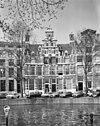 huis bartolotti, voorgevel - amsterdam - 20017212 - rce