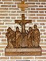 Huissen (Lingewaard) RK kerk kruisweg statie 12.JPG