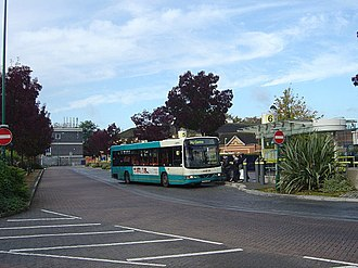 Huyton - Huyton Bus Station