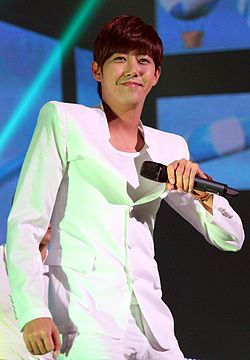 Hwang Kwanghee, Cyworld Dream Music Festival 2011 cropped.jpg