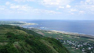 Kikaijima - Hyakunodai, Kikaijima
