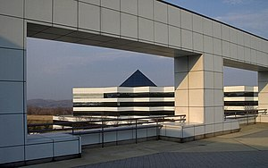 IBM Somers Office Complex - Image: IBM Somers 3