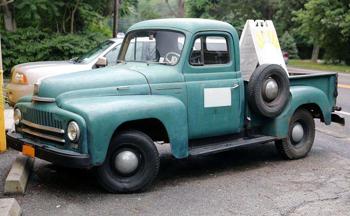 International Harvester L Series Wikipedia 1949 Dodge 1 Ton Stake Bed Truck