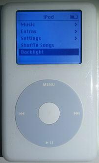 iPod 4th Generation (Non-Color/Photo)