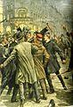 I fatti di Innsbruck - Image taken from domenica del corriere 1904.jpg