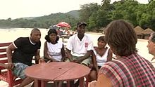 File:Ibrahim explains the Number 2 River Association project.webm