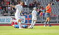 Iceland - Serbia-2011 FIFA Women's World Cup qualification UEFA Group 1 (3837277195).jpg