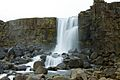 Iceland - Thingvellir 31 - Öxarárfoss waterfall (6571224323).jpg