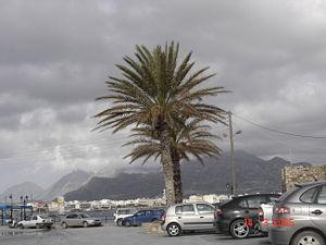 The port of Ierapetra. Βόρεια του Καλέ (φρούρι...
