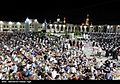 Iftar Serving for fasting people in the holy shrine of Imam Reza 05.jpg