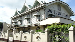 Santa Ana, Manila - The Iglesia ni Cristo Museum in Punta