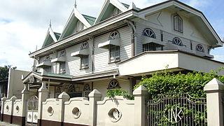Iglesia ni Cristo Museum (Santa Ana, Manila) Church in Manila, Philippines