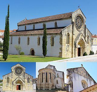 Church of Santa Maria do Olival