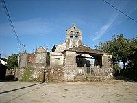 Igrexa de San Cristovo da Cervela, O Incio.jpg