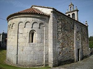 Igrexa de San Xoán de Vilanova, Miño